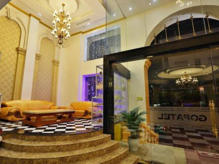 Lobby Gopatel Hotel and Spa