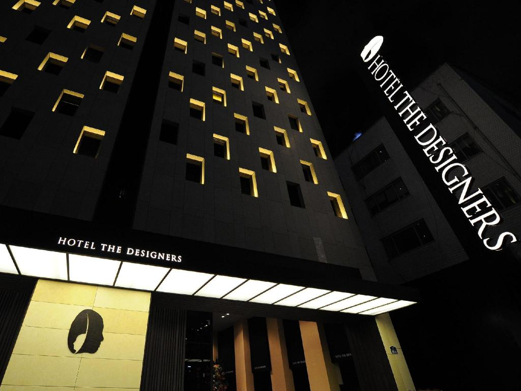 More about Hotel The Designers Jongno