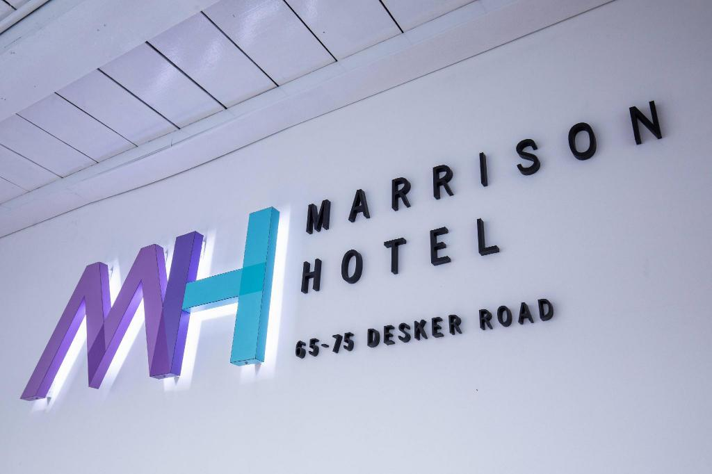 Marrison Hotel at Desker