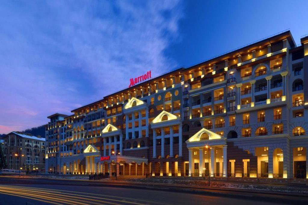 Sochi Marriott Krasnaya Polyana Hotel Adler Parhaat Tarjoukset