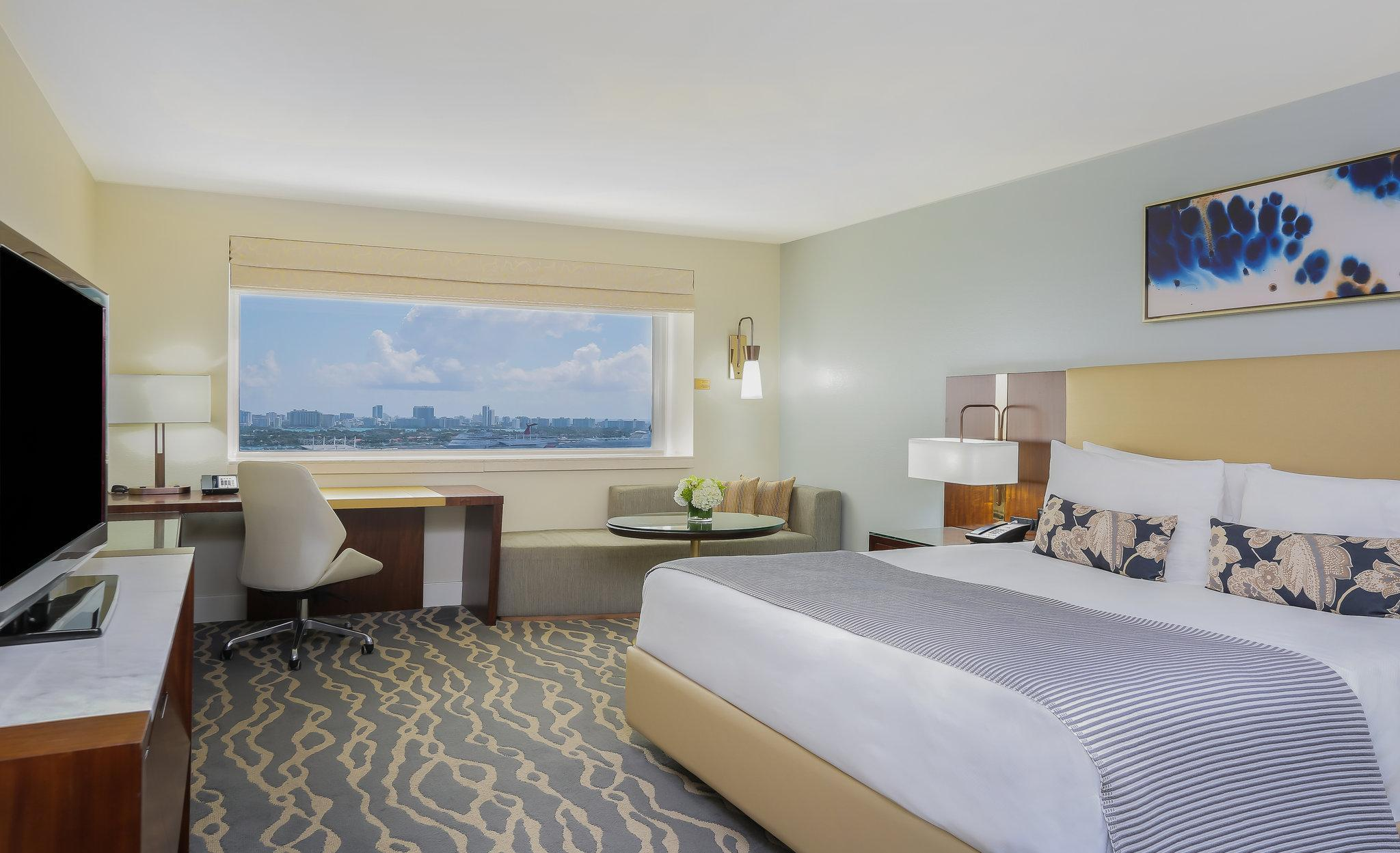 Club InterContinental Suite with King Bed (Club Intercontinental Suite 1 King)