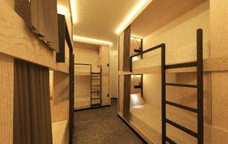 Single Capsule - Mixed Bond Boutique Capsule Hotel
