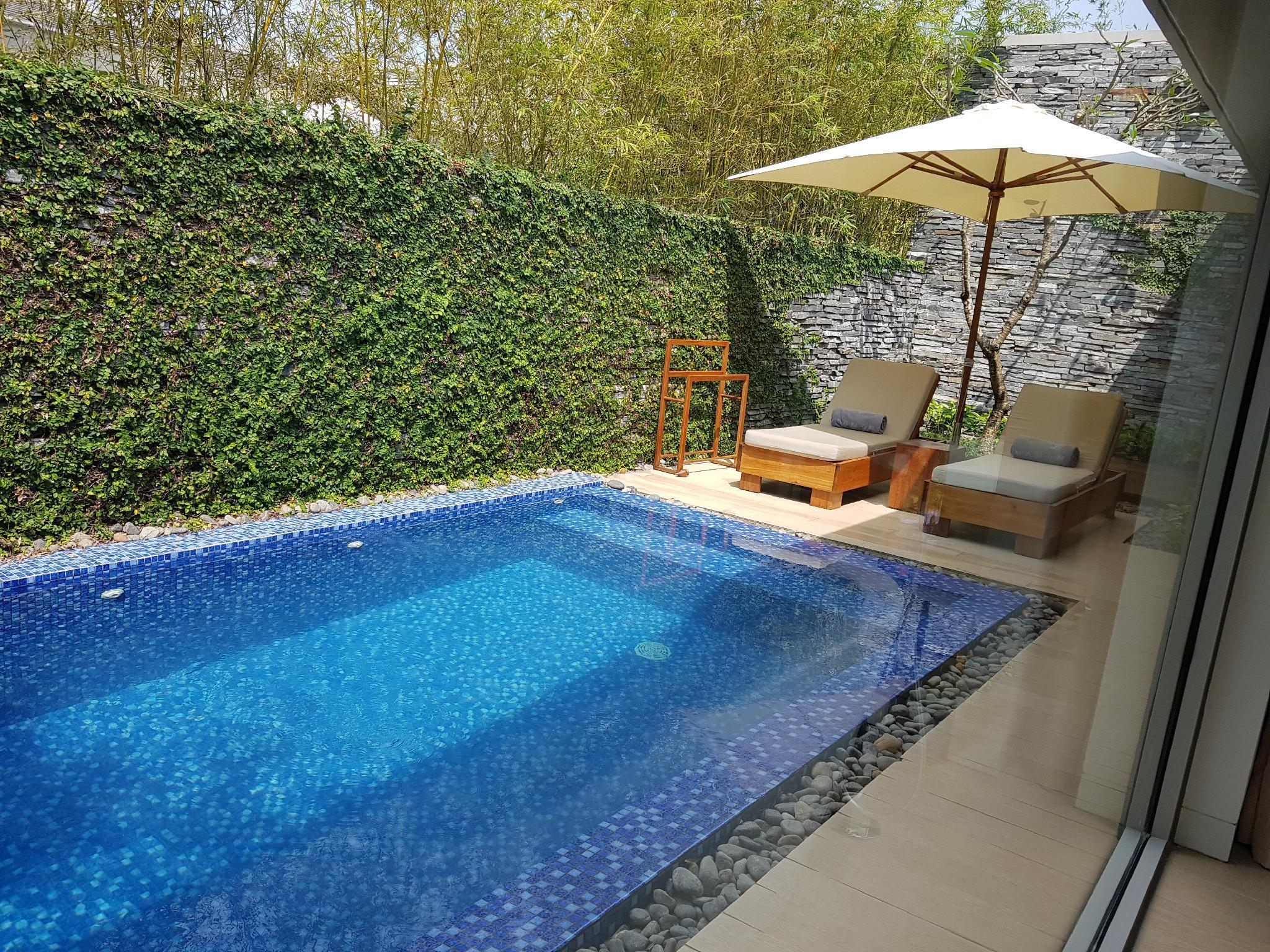 Best Price On The Resort 1 Bedroom Villa Private Pool In Da Nang Reviews