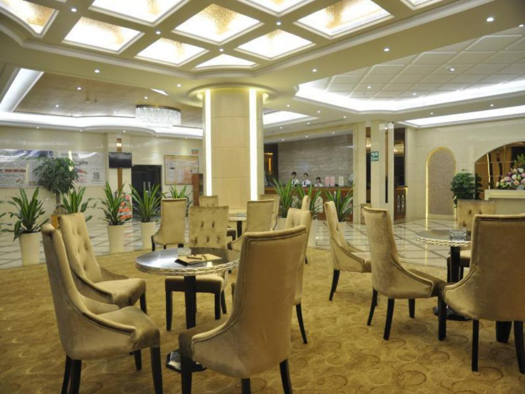 Interjeras GreenTree Inn Shantou Chengjiang Road Business Hotel