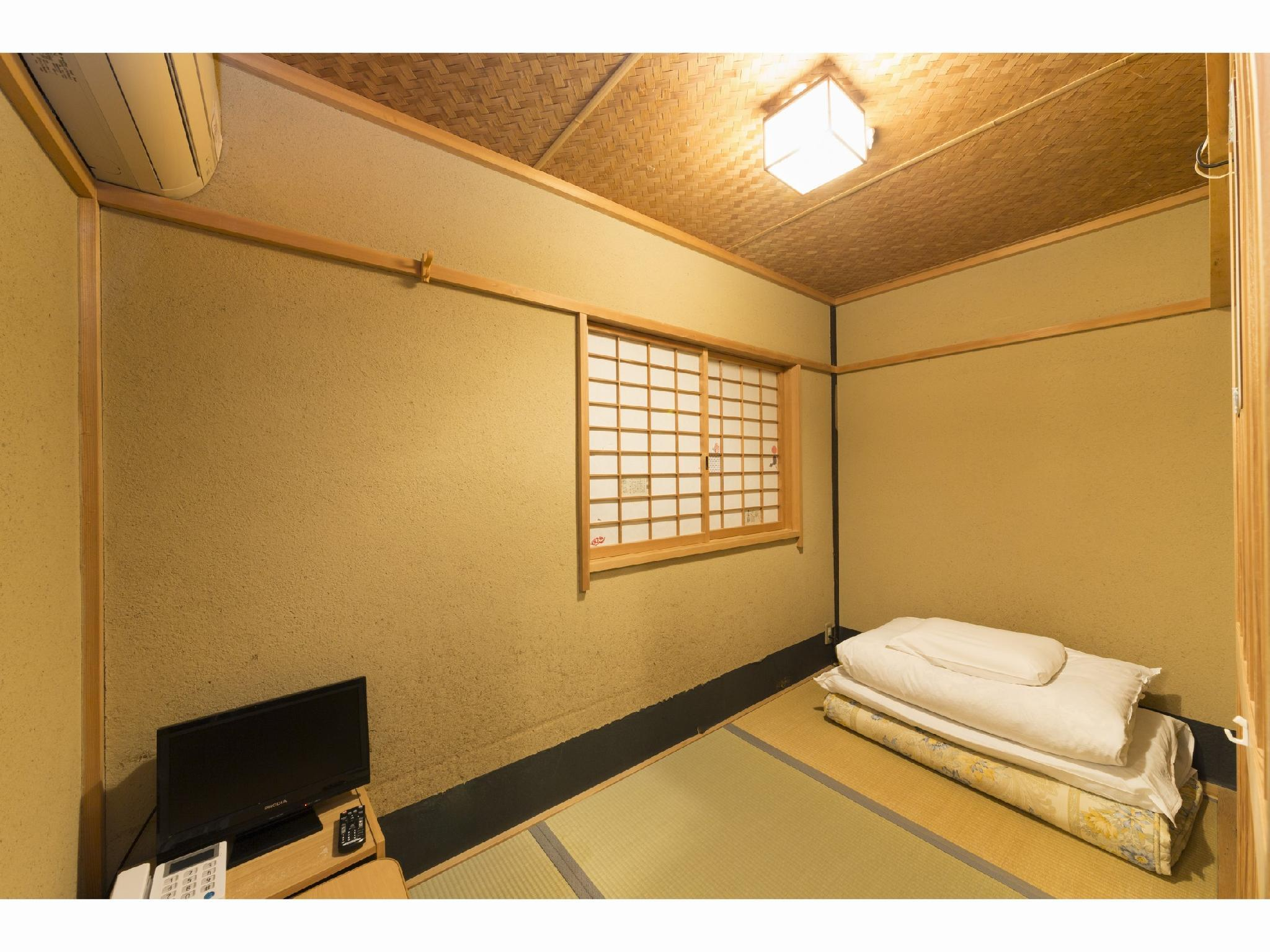 小型日式客房(限住1人) - 有浴缸 (Small Japanese Room with Bath for 1 person)
