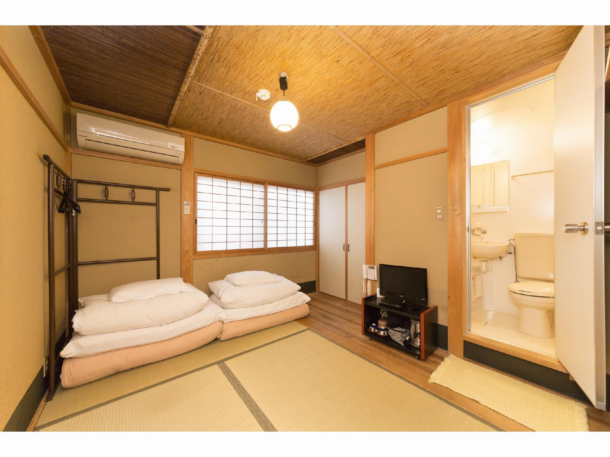 標準日式客房 - 可住2人/有浴缸 (Standard Japanese Room with Bath for 2 person)