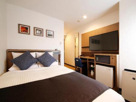 Standard Semi Double Non-Smoking - Bed HOTEL MYSTAYS Sapporo Susukino