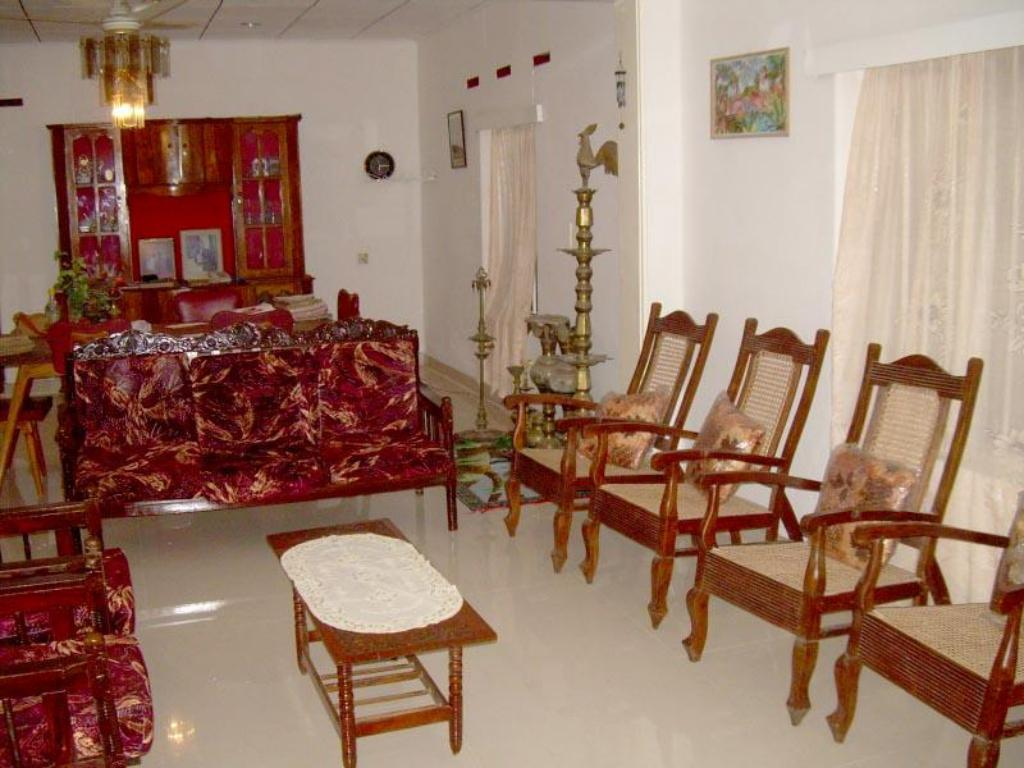 Interior view Bandhusena House and Apartment
