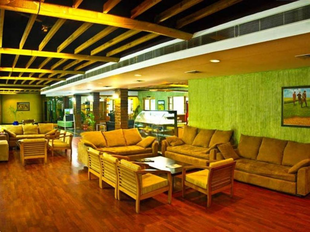 Vista interior Opal by Cambay Hotels