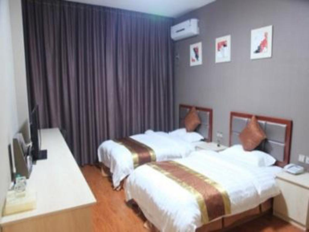 Twin Bed - Guestroom Wuyishan Huanyu Tourist Club Hotel