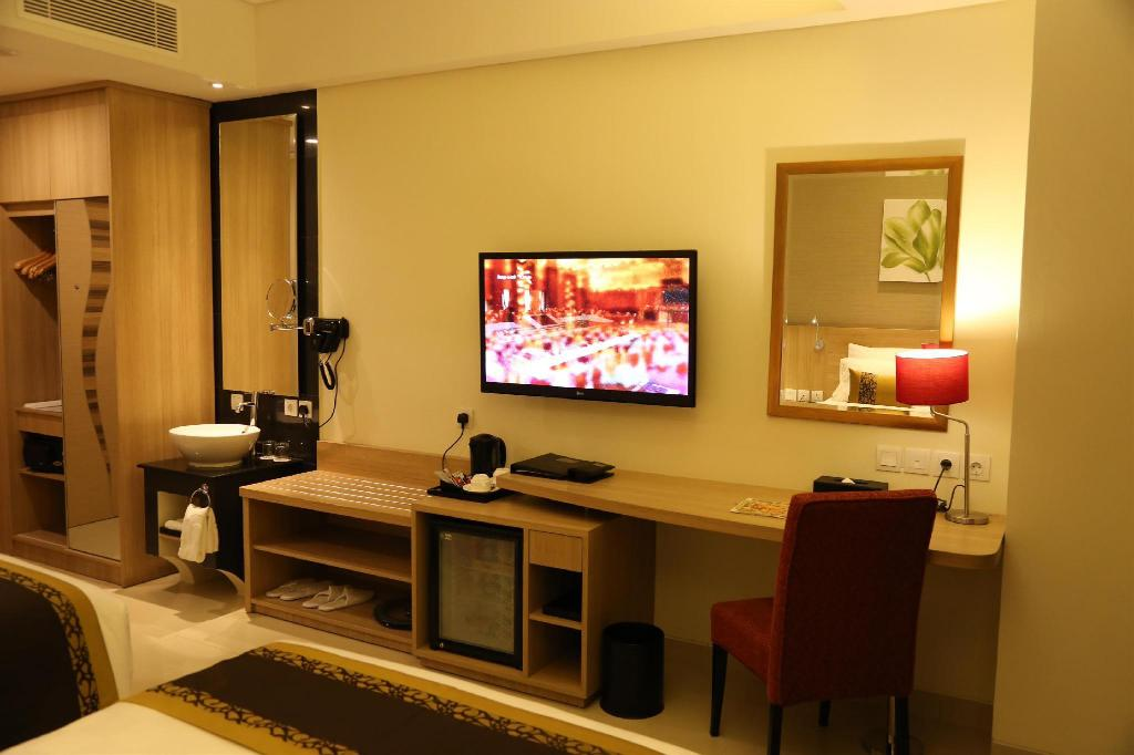 Interior view Golden Tulip Galaxy Hotel Banjarmasin