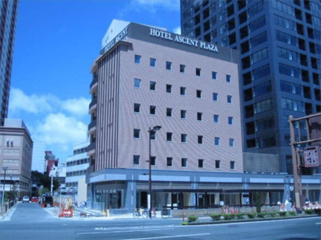 Hotel building Hotel Ascent Plaza Hamamatsu