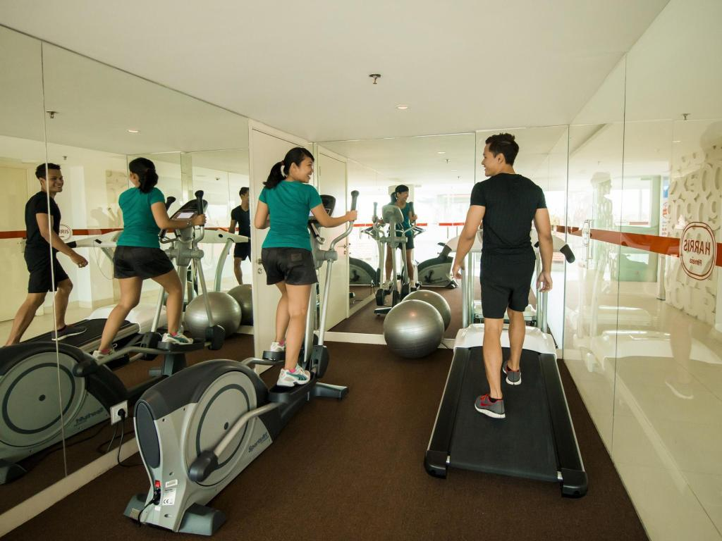 Fitness center HARRIS Hotel Raya Kuta Bali