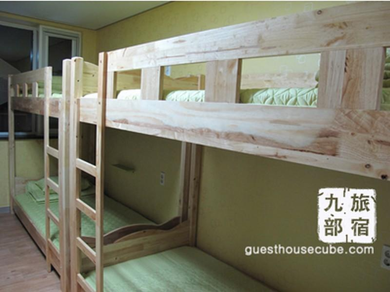 6-Bed Dormitory -- Female Only