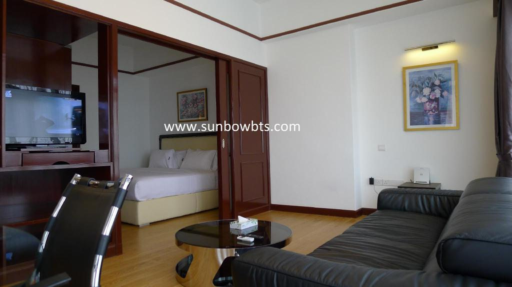 Deluxe Suite - Guestroom Sunbow Service Suites at Times Square Kuala Lumpur