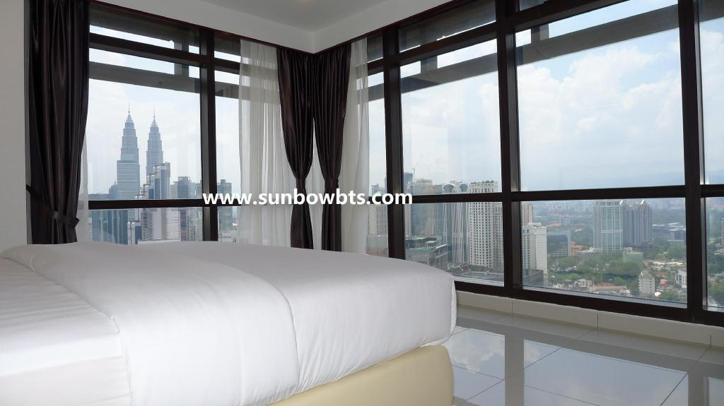 Sunbow Service Suites at Times Square Kuala Lumpur