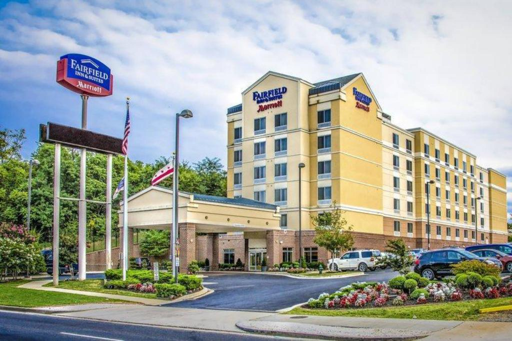 Image result for fairfield inn and suites dc