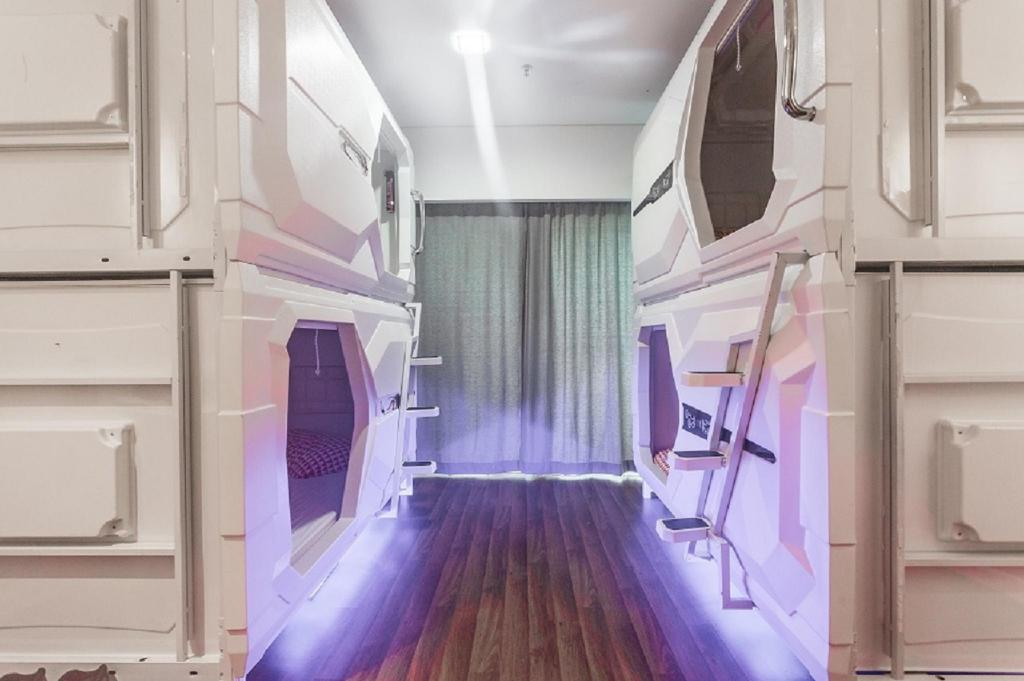 Image result for spaceship hotels