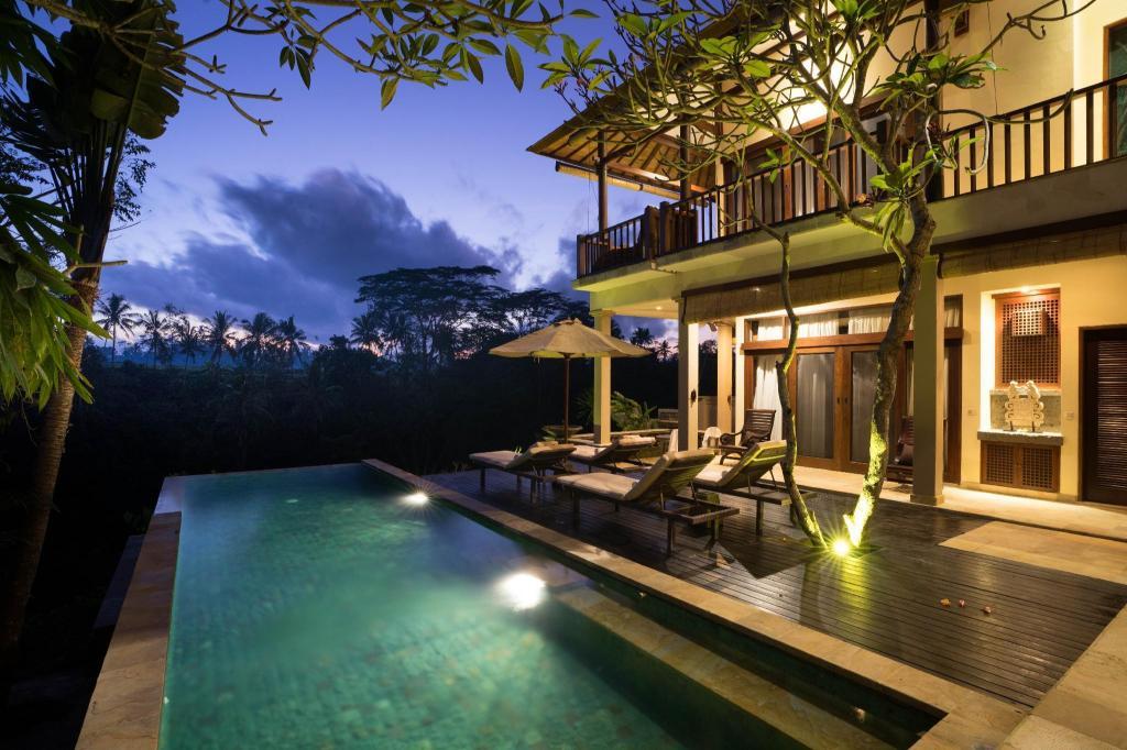 Book Ubud Luxe Suite W Balcony Insta Worthy Views Bali 2019 Prices