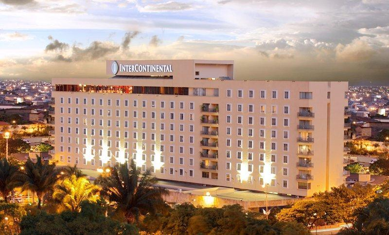 Hotel Intercontinental Cali in Colombia