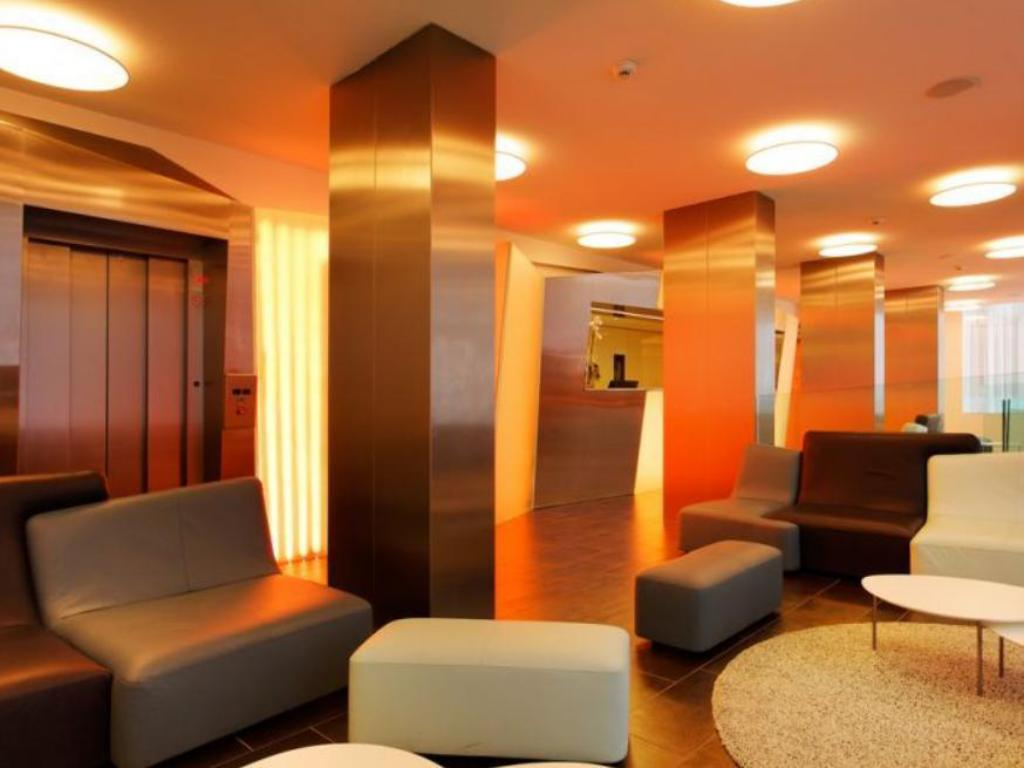 Interior view Hotel Cristal Design