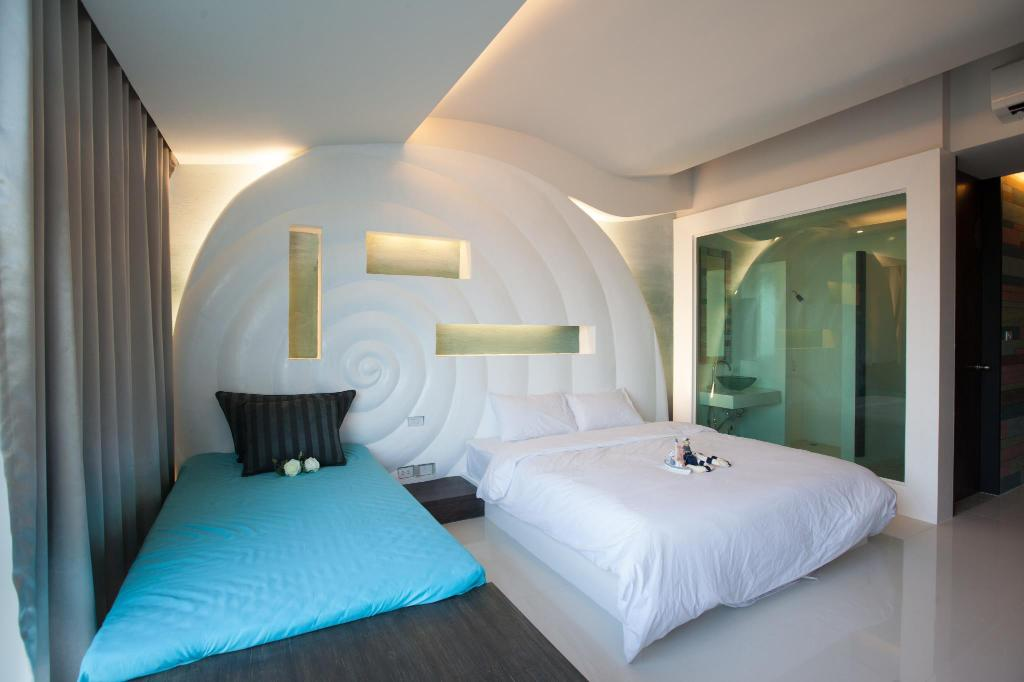 Deluxe - Bed O-Bay Design Hotel Prachuap