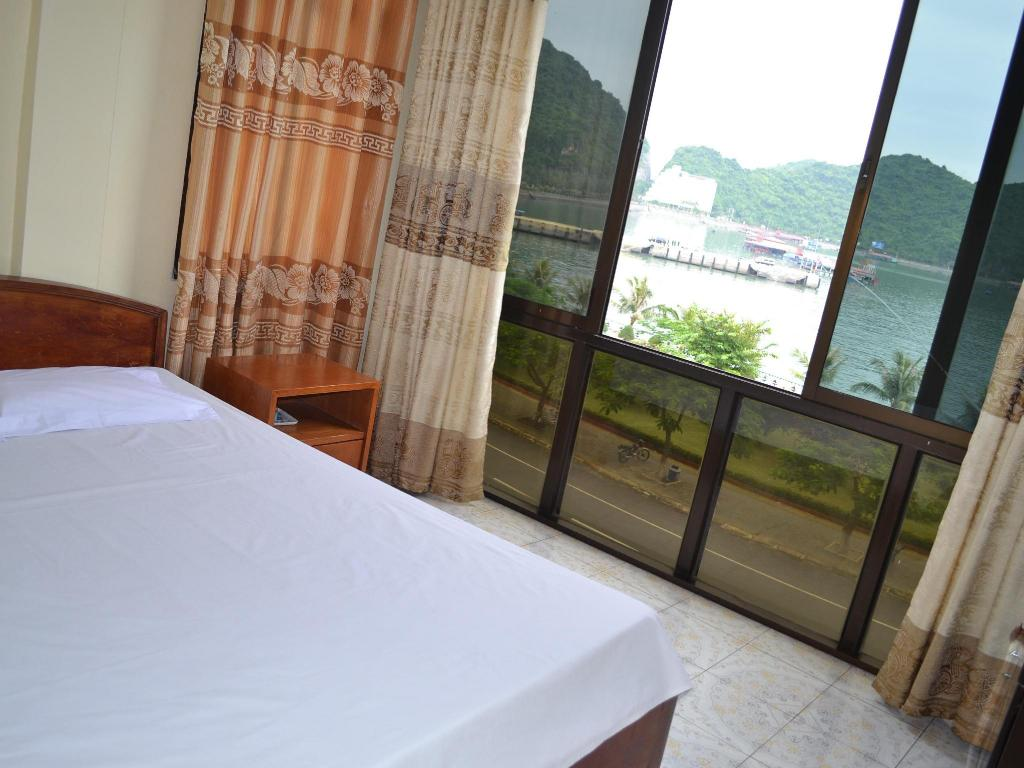Double Sea View - Bed Nam Phuong Hotel