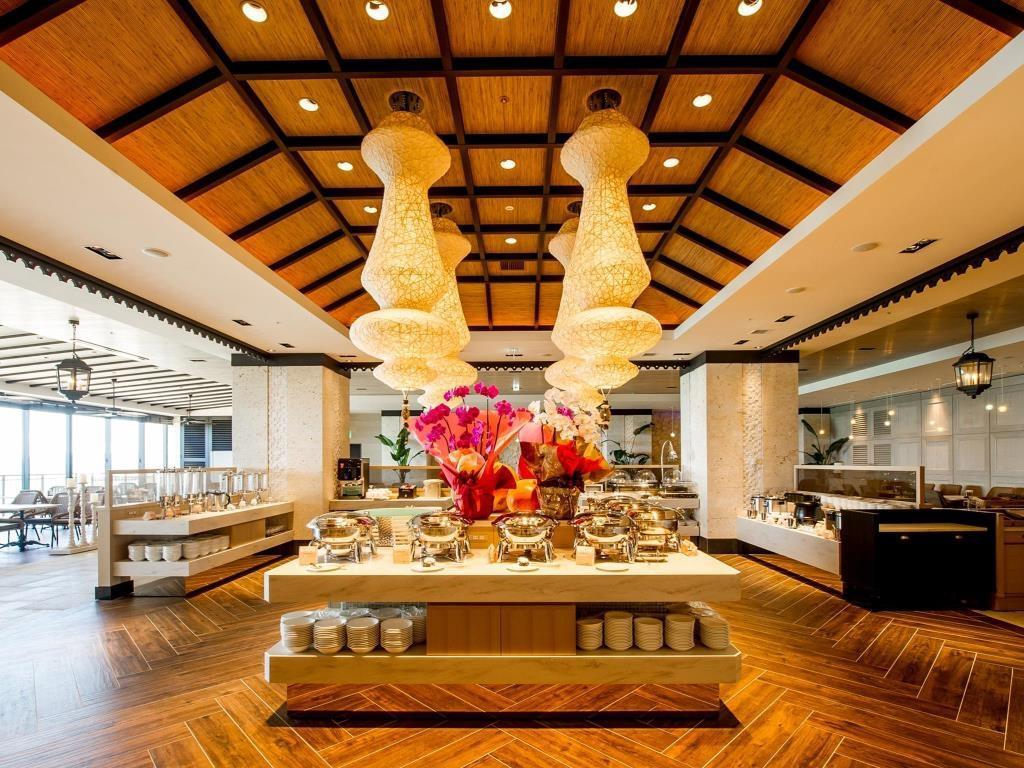 內部裝潢 沖繩蒙特利Spa度假酒店 (Hotel Monterey Okinawa Spa and Resort)
