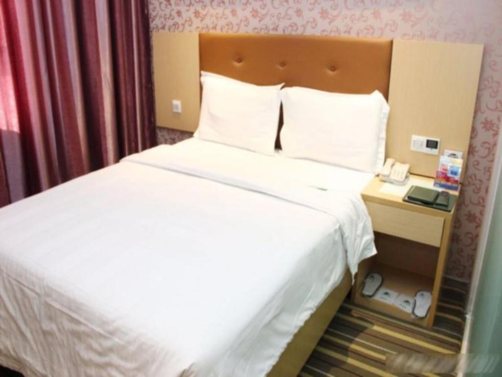Standard Single Room - Bed Shanshui Trends Hotel Xiayuan Branch