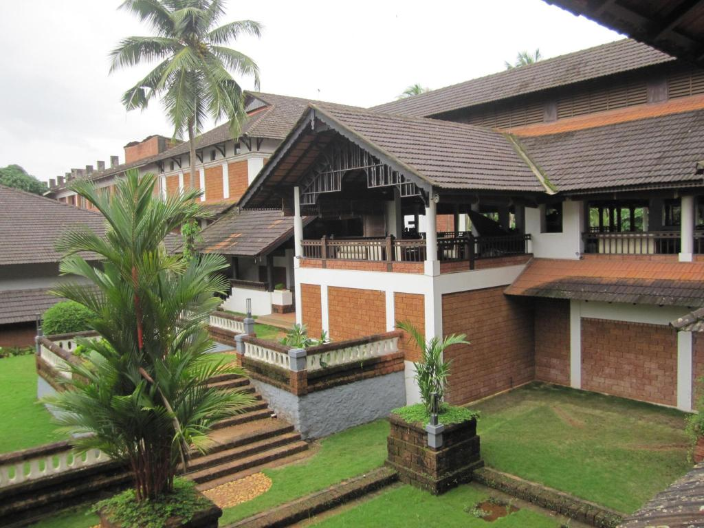 Hotellet indefra The Raviz Resort & Spa Kadavu Kozhikode