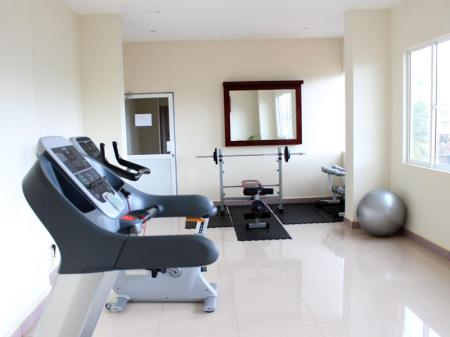 Fitness center Mirage Hotel Colombo