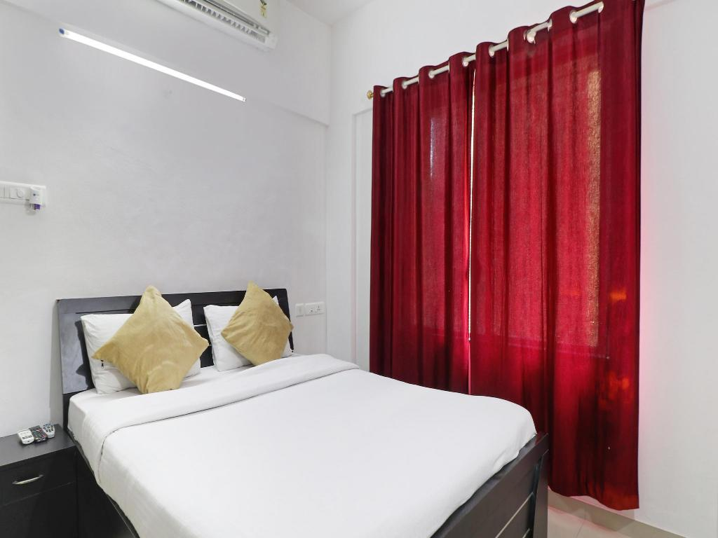 Double Room Iprass Service Apartment-Baner