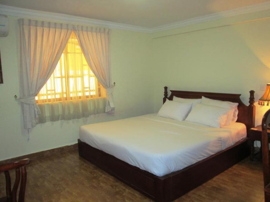 Notranjost Kanika Hotel and Service Apartment
