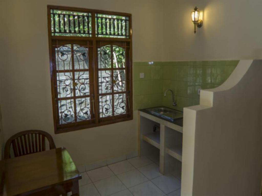 Interior view Ima Guest House