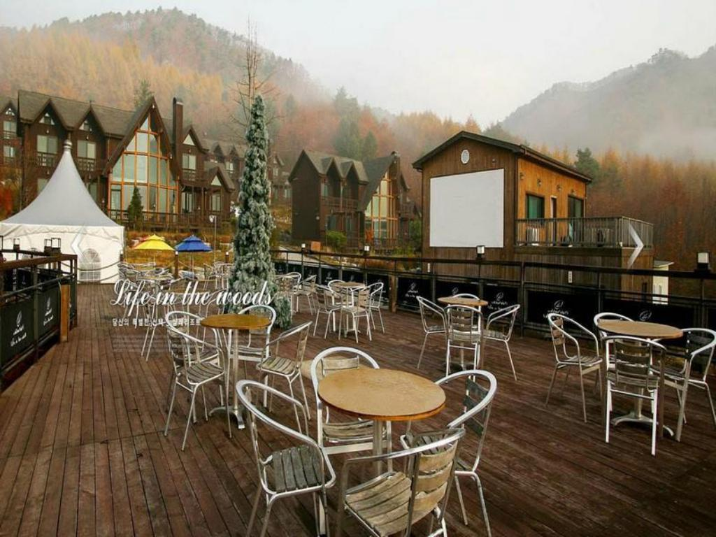 Coffee shop Chalet Resort