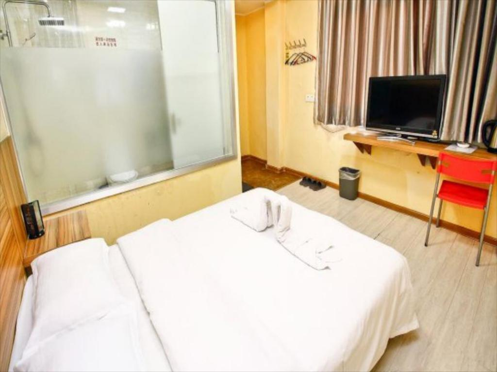 Queen Bed - Guestroom Xian Gao Ge Motel