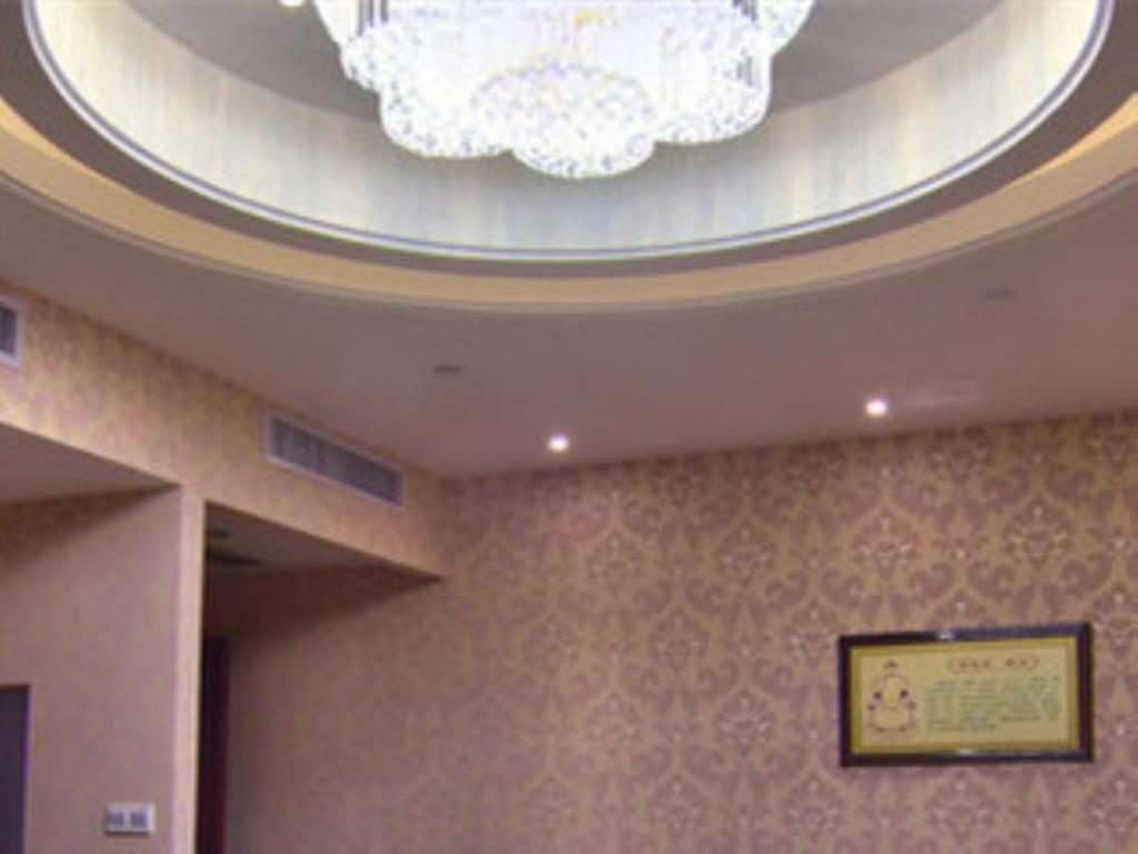 Notranjost Greentree Inn Ningbo Xingning Road Seagull Business Hotel