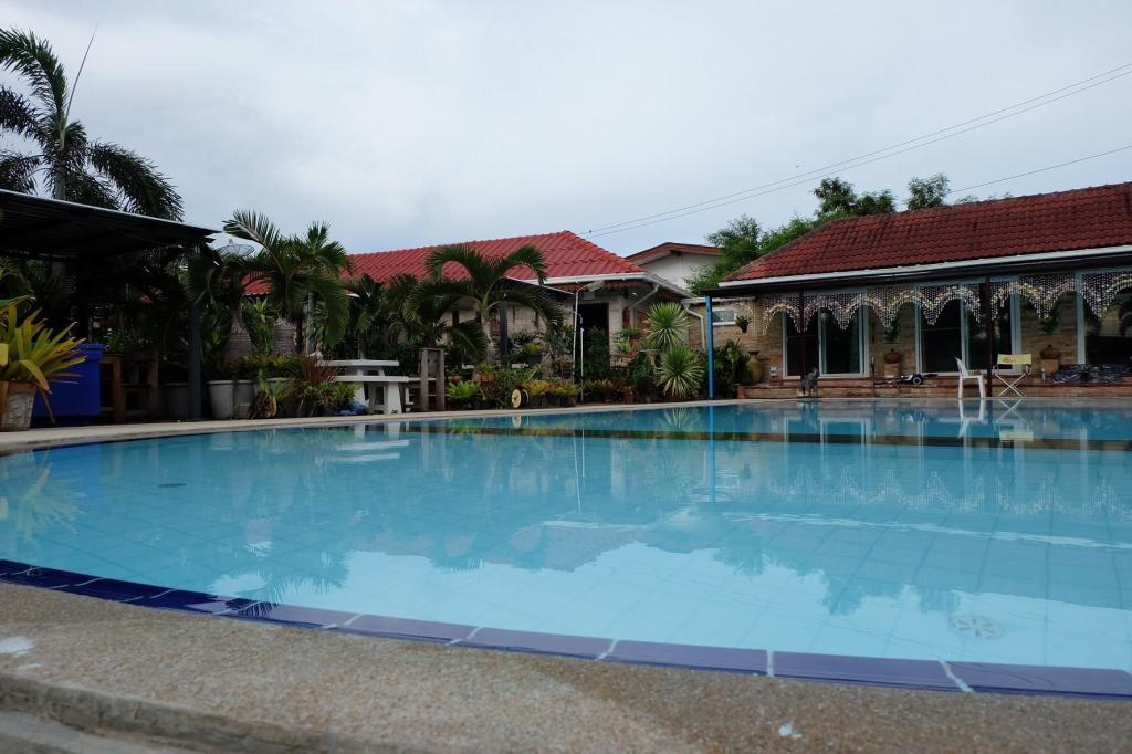 Swimming pool One D Homestay
