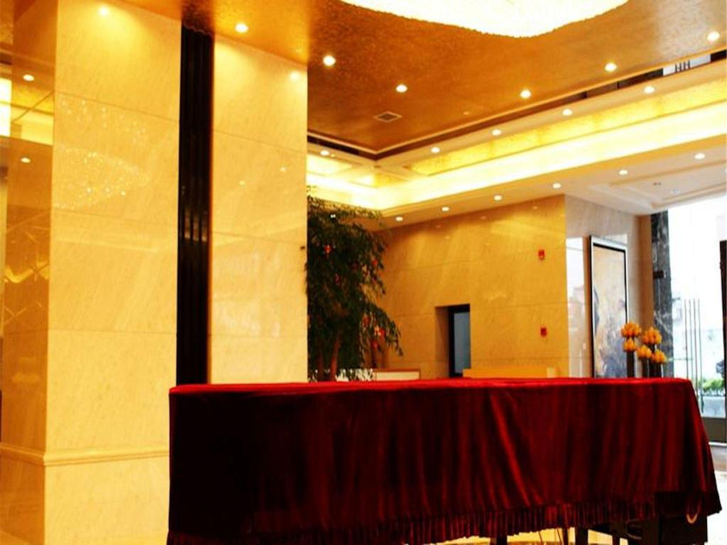 avla Lentino Serviced Apartment Pudong Lujiazui Shanghai