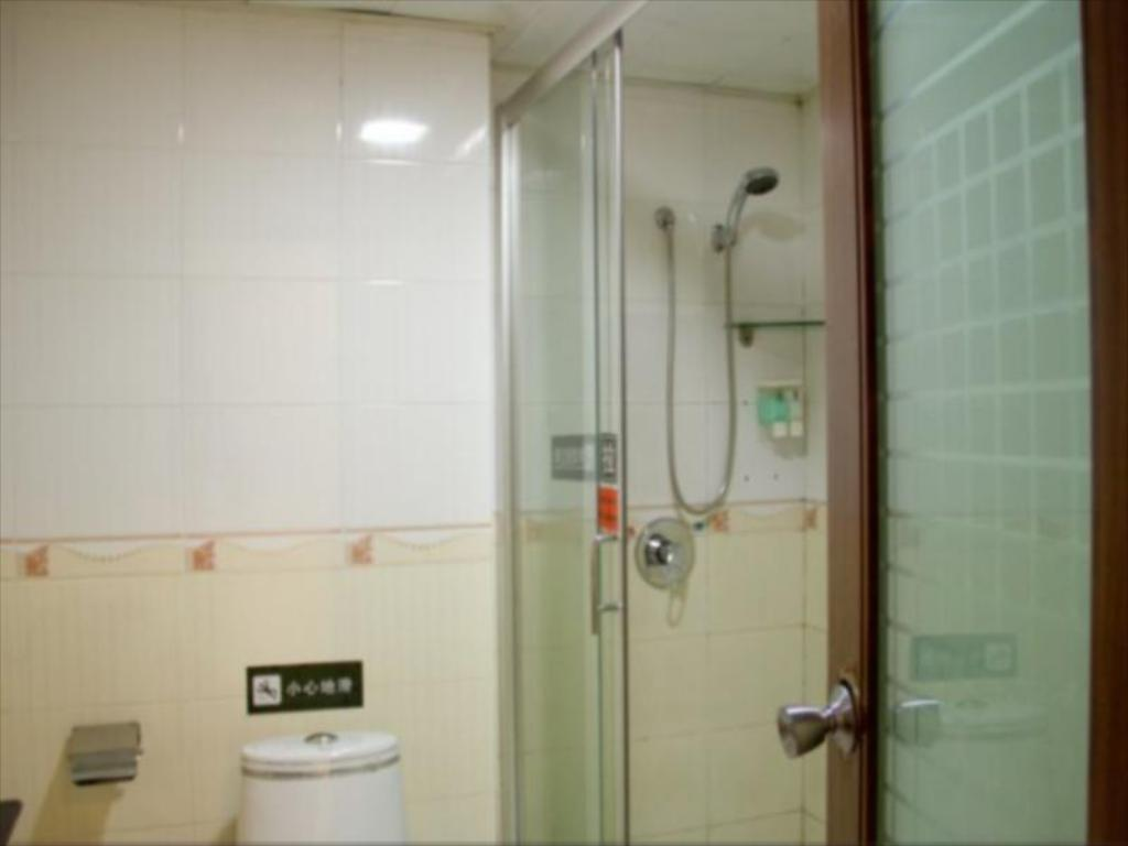 Baño 7 Days Inn Guangzhou - Kecun Branch