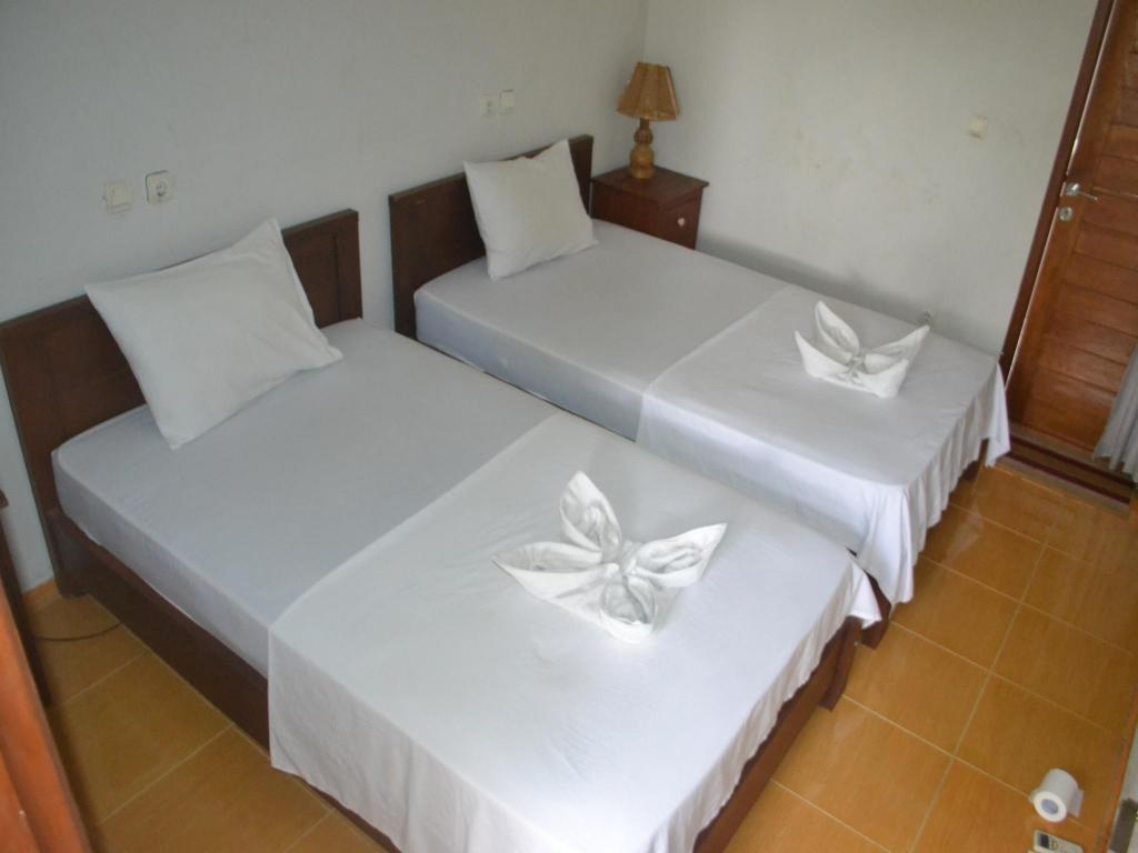 Standard Air Conditioning - Twin Bed - Bed Kiayazo Homestay