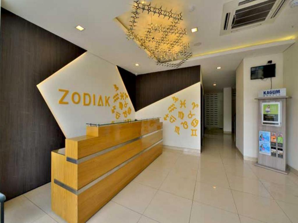 Lobi Zodiak at Kebon Jati Hotel
