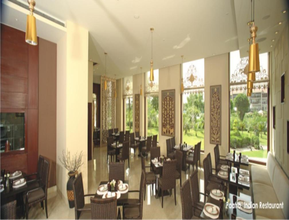 Interior view Jaypee Greens Golf and Spa Resort