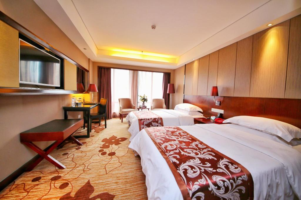 Superior Twin - Guestroom Yichang Riverside No.1 Hotel