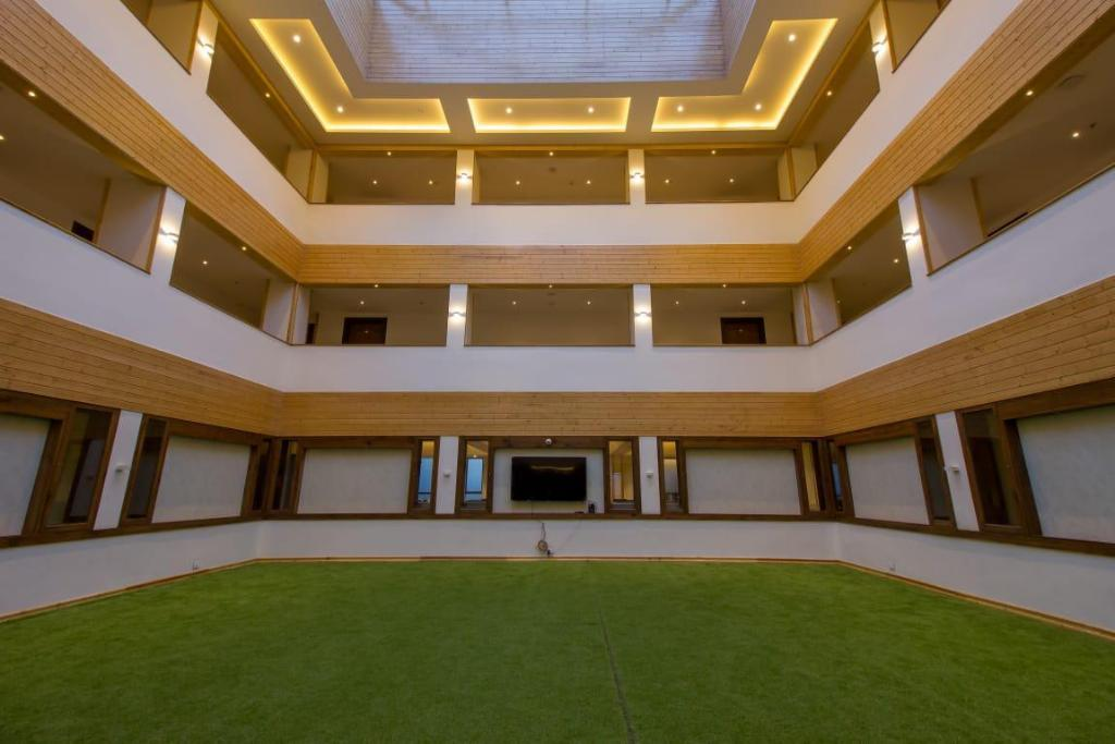 Interior view Jain Group Sanderling Resort & Spa