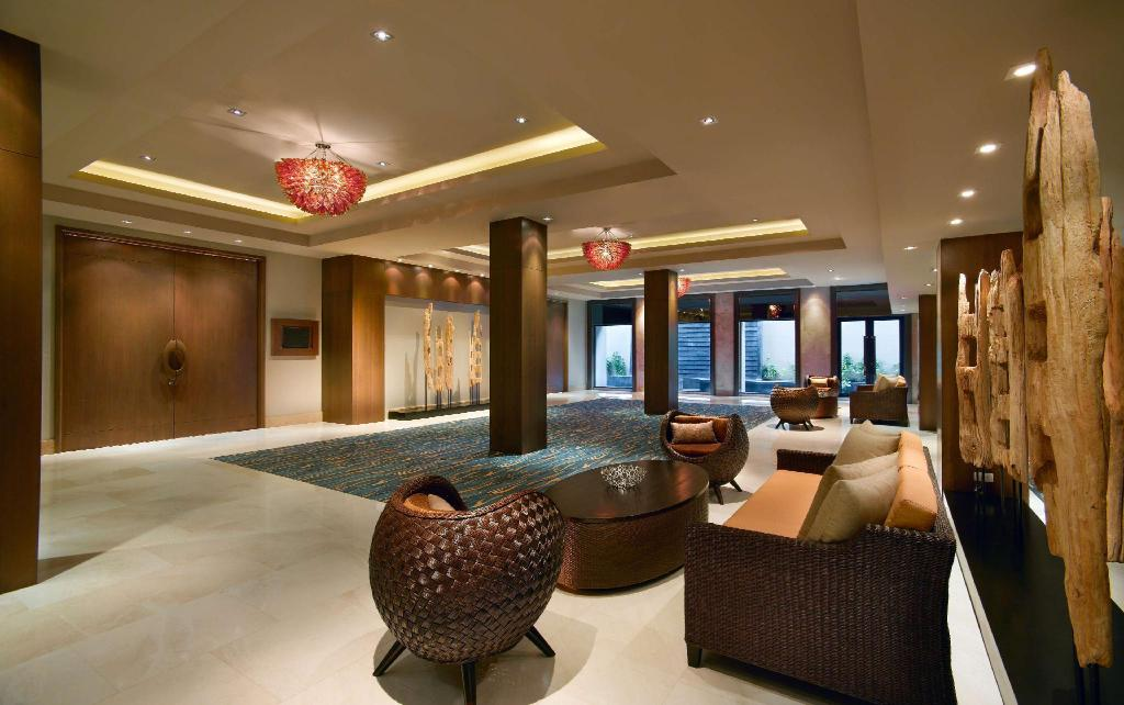 Interior view Hyatt Regency Phuket Resort