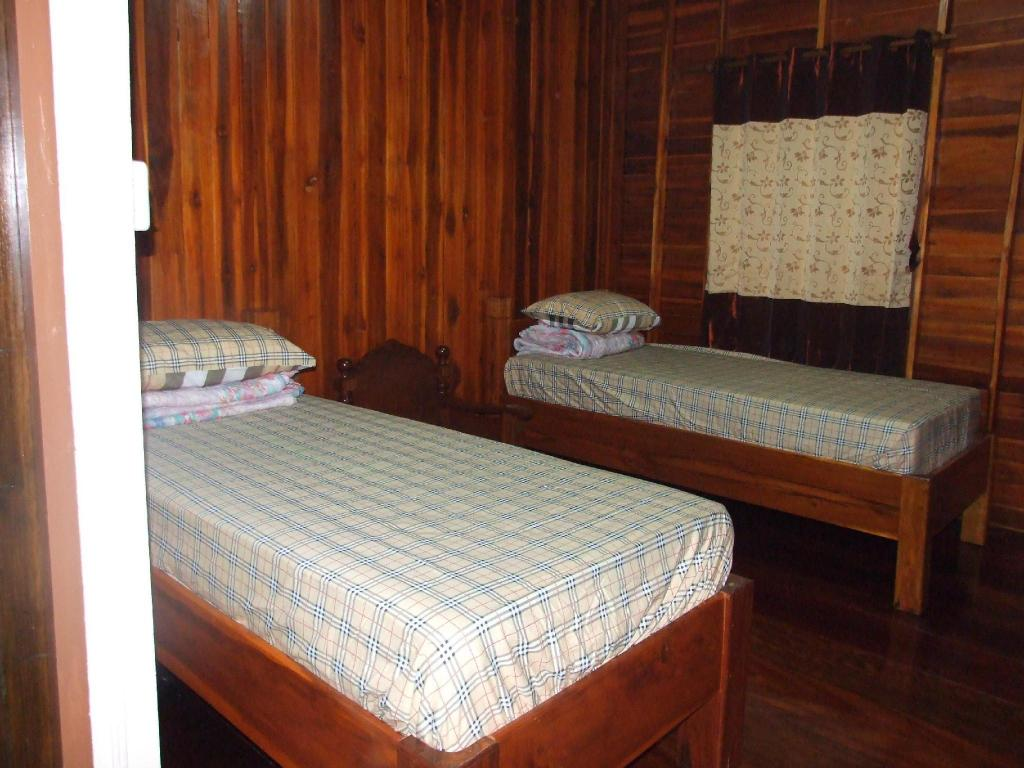 Standard Twin Bed - Bed Ban Suan Mai Ngam Resort