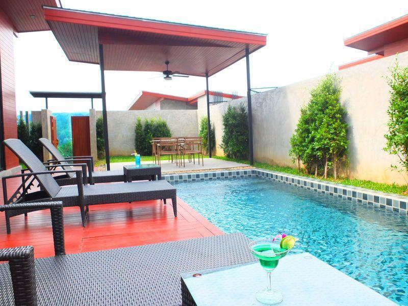 2 Bedroom Suite Pool Villa