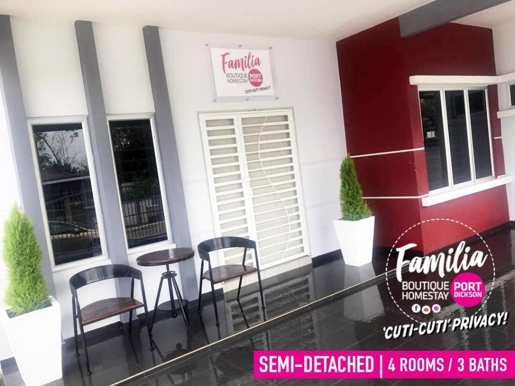More about FAMILIA PORT DICKSON BOUTIQUE HOMESTAY