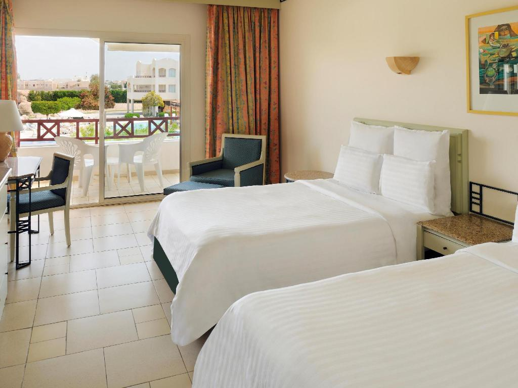 Executive Part. Sea View, Guest room, 1 King or 2 Double